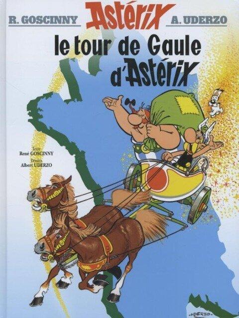 Asterix Französische Ausgabe. Le tour de Gaule d' Asterix. Sonderausgabe - Rene Goscinny