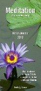 Meditation Notizkalender 2018 -