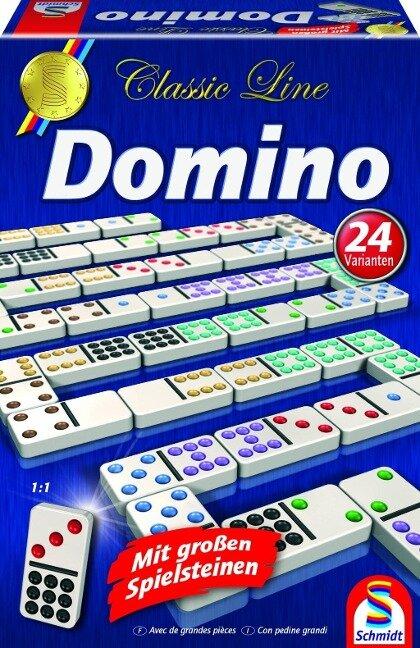 Domino. Classic Line -