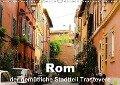 Rom - der gemütliche Stadtteil Trastevere (Wandkalender 2018 DIN A3 quer) - Brigitte Dürr