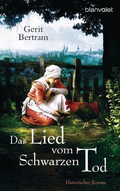 Das Lied vom Schwarzen Tod - Gerit Bertram