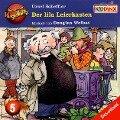 Kommissar Kugelblitz - Der lila Leierkasten - Ursel Scheffler