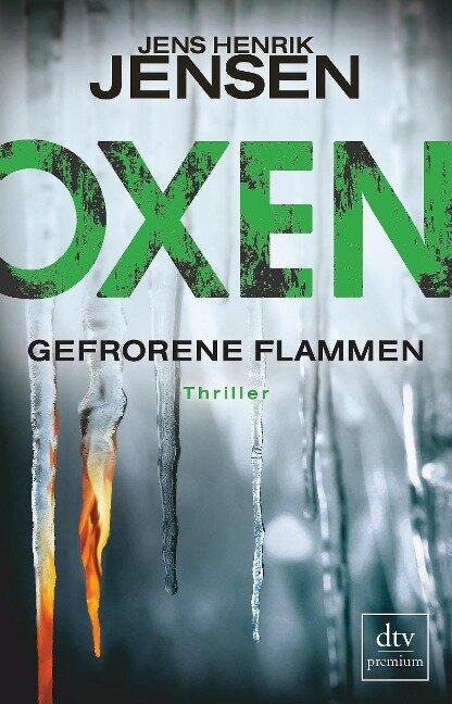 Oxen - Jens Henrik Jensen