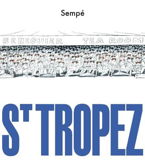St. Tropez - Jean-Jacques Sempé