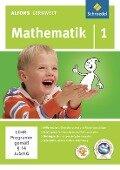 Alfons Lernwelt Lernsoftware Mathematik 1. CD-ROM -