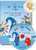ABC der Tiere 1 - CD-ROM, Homeversion, Einzellizenz. Neubearbeitung - Klaus Kuhn, Kerstin Mrowka-Nienstedt