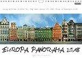 Europa Panorama 2018 (Wandkalender 2018 DIN A4 quer) - Jörg Rom