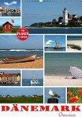 Dänemark - Ostseeküste (Wandkalender 2018 DIN A2 hoch) Dieser erfolgreiche Kalender wurde dieses Jahr mit gleichen Bildern und aktualisiertem Kalendarium wiederveröffentlicht. - N. N