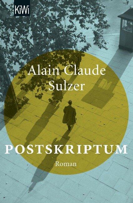 Postskriptum - Alain Claude Sulzer