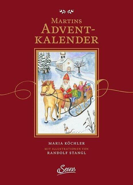 Martins Adventkalender - Maria Köchler
