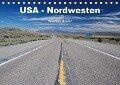 USA - Nordwesten (Tischkalender 2019 DIN A5 quer) - Thomas Amler