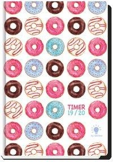 "Schülerkalender ""Donuts"" 2019/20 -"
