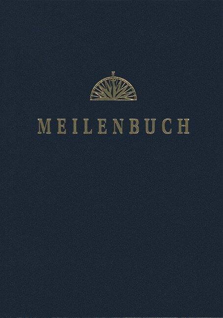 Meilenbuch -