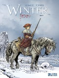 Winter 1709 Band 02. Buch 2 - Nathalie Sergeef, Philippe Xavier