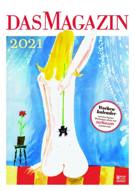 Das Magazin 2021 -