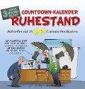 Countdown-Kalender Ruhestand - Uli Stein