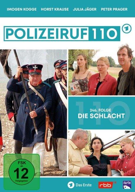 Polizeiruf 110: Die Schlacht (Folge 246) -