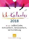 Ich-Kalender 2018 -