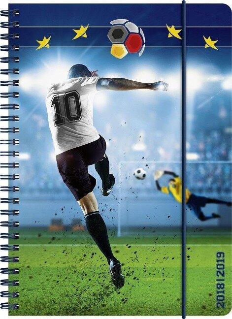 Brunnen Schülerkalender 2018/2019 Fußball, A5 PP -