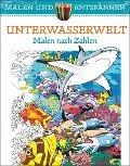 Malen und entspannen: Unterwasserwelt - George Toufexis