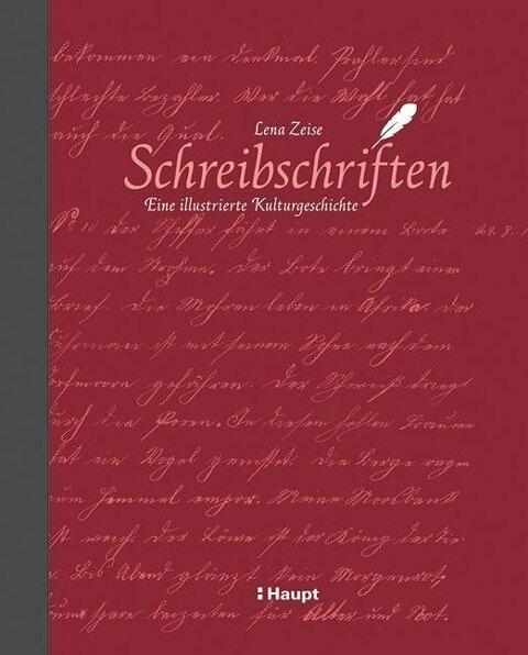 Schreibschriften - Lena Zeise