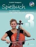Celloschule Spielbuch 3 mit CD - Gabriel Koeppen