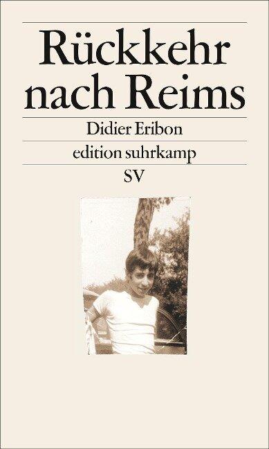 Rückkehr nach Reims - Didier Eribon