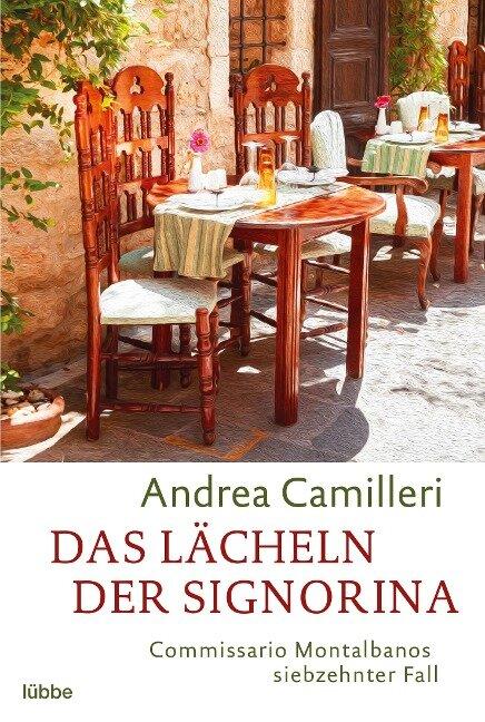 Das Lächeln der Signorina - Andrea Camilleri