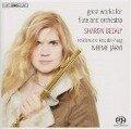 Große Werke für Flöte und Orchester - Sharon/Järvi Bezaly