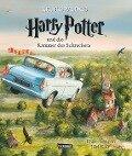 Harry Potter 2 und die Kammer des Schreckens. Schmuckausgabe - Joanne K. Rowling