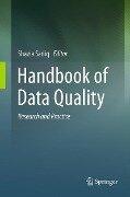 Handbook of Data Quality -