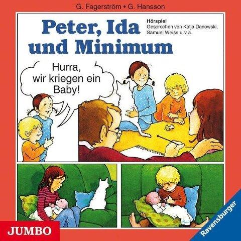 Peter, Ida und Minimum - Grethe Fagerström, Gunilla Hansson