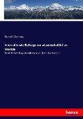 Internationale Beiträge zur wissenschaftlichen Medizin - Rudolf Virchow