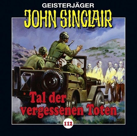 John Sinclair - Folge 112 - Jason Dark