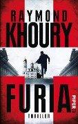 Furia - Raymond Khoury