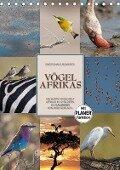 Emotionale Momente: Vögel Afrikas (Tischkalender 2018 DIN A5 hoch) Dieser erfolgreiche Kalender wurde dieses Jahr mit gleichen Bildern und aktualisiertem Kalendarium wiederveröffentlicht. - Ingo Gerlach Gdt