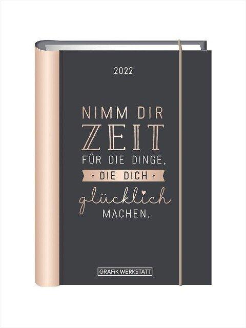 """Terminplaner 2022 """"Nimm dir Zeit"""" -"""