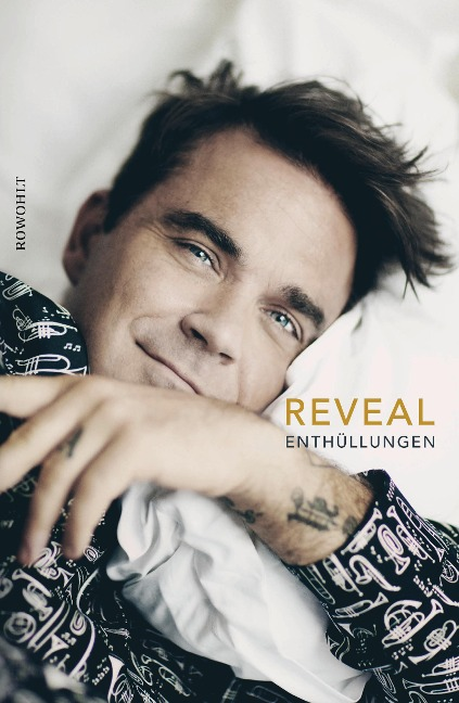 Reveal: Robbie Williams - Chris Heath