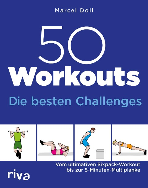 50 Workouts - Die besten Challenges - Marcel Doll