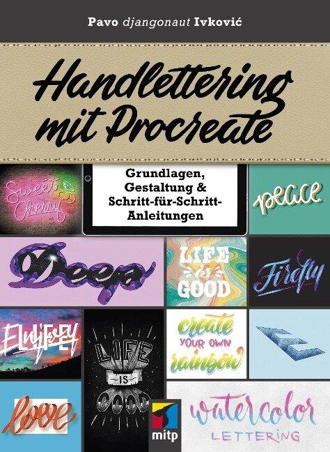 Handlettering mit Procreate - Pavo Ivkovic