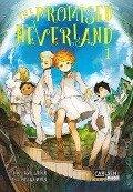 The Promised Neverland 1 - Kaiu Shirai