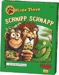 Wilde Tiere - Schnipp Schnapp -