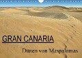 GRAN CANARIA/Dünen von Maspalomas (Wandkalender 2018 DIN A4 quer) - Herbert Boekhoff