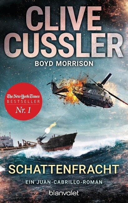 Schattenfracht - Clive Cussler, Boyd Morrison