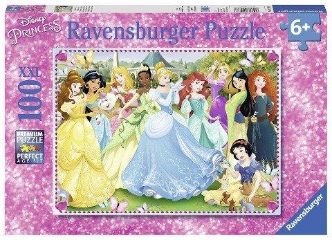 Disney Prinzessin: Zauberhafte Prinzessinnen. Puzzle 100 Teile XXL -