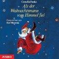 Als der Weihnachtsmann vom Himmel fiel. 3 CDs - Cornelia Funke