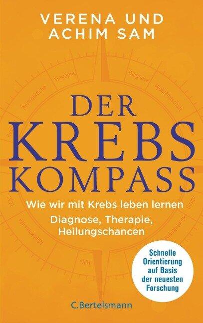 Der Krebs-Kompass - Achim Sam, Verena Sam