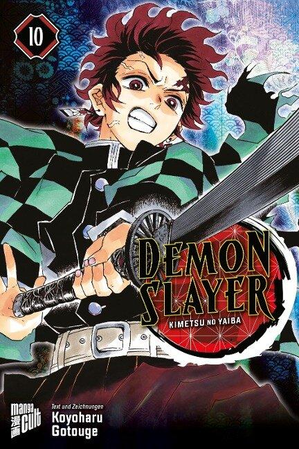 Demon Slayer 10 - Koyoharu Gotouge