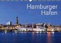 Hamburger Hafen (Wandkalender 2019 DIN A3 quer) - Joachim Hasche
