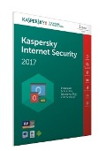 Kaspersky Internet Security 2017 (FFP) (Code in a Box) -